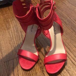 Red Heels,